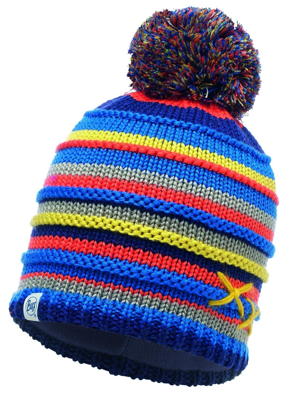 Buff Knitted and Polar Hat, Fascia Multiuso Unisex Bambini Original Buff SA