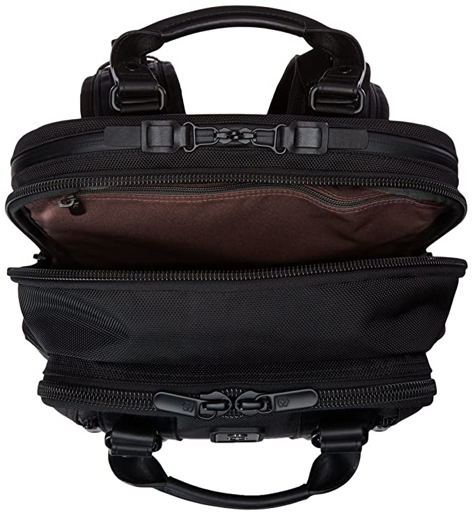 Amazon.com   Victorinox Lexicon Professional Bellevue 17, Black   Briefcases