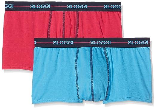 8e5e8f1e2018 Sloggi Men's Slm Start Hipsterc2p Short: Amazon.co.uk: Clothing