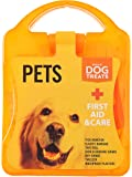 Natural Dog Treats Pet First Aid Kit Safety Emergency Medical Supplies Basic Small Compact