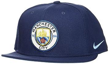 1e32e9328e2 Nike MCFC U NK TRUE CAP CORE Cap- Manchester City line for Unisex ...