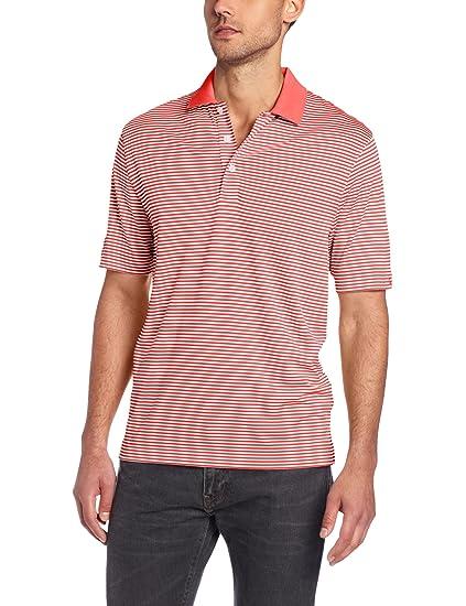 724e18c1576 Cutter & Buck Men's Big-Tall Cb Drytec Trevor Stripe Polo Shirt ...