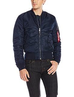 1cfc9c1384e Amazon.com  Alpha Industries Men s CWU 45 P Flight Jacket  Clothing