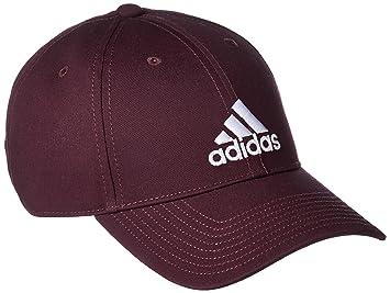 gorra adidas granate hombre