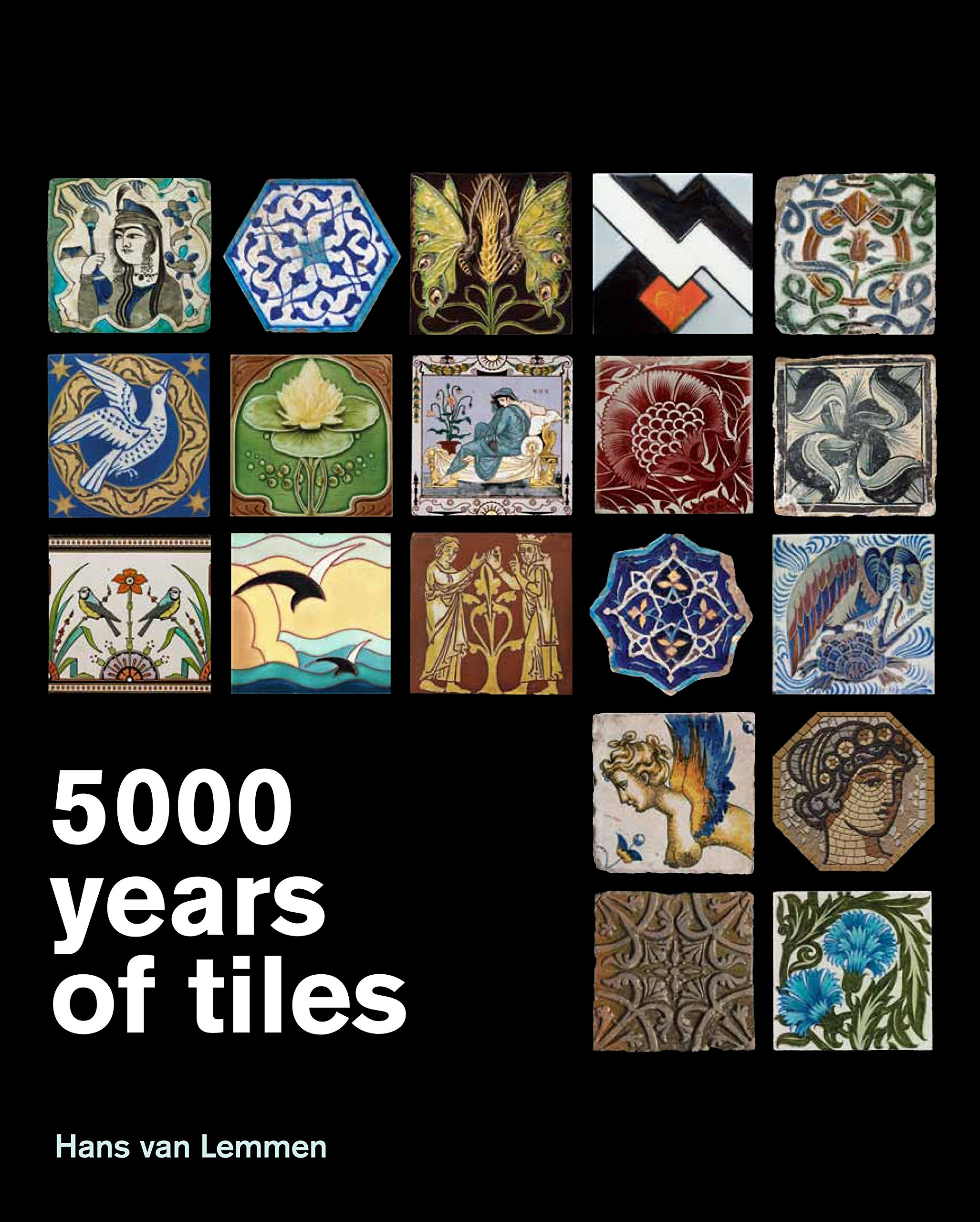 5000 Years of Tiles by Brand: Smithsonian Books (Image #1)