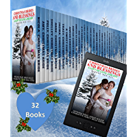 Christmas Brides and Blessings: 32 Book Box Set: A Gift of Love and Joy
