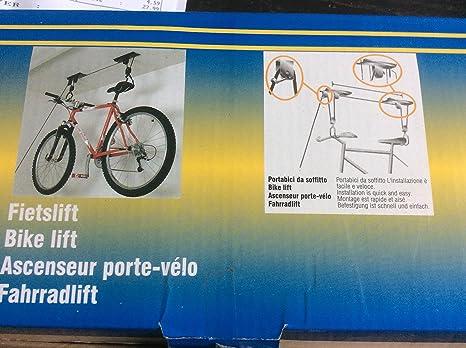 OSE - Soporte de bicicletas para colgar al techo: Amazon.es ...