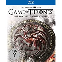 Game of Thrones: Die komplette 8. Staffel Digipack (exklusiv bei amazon.de)