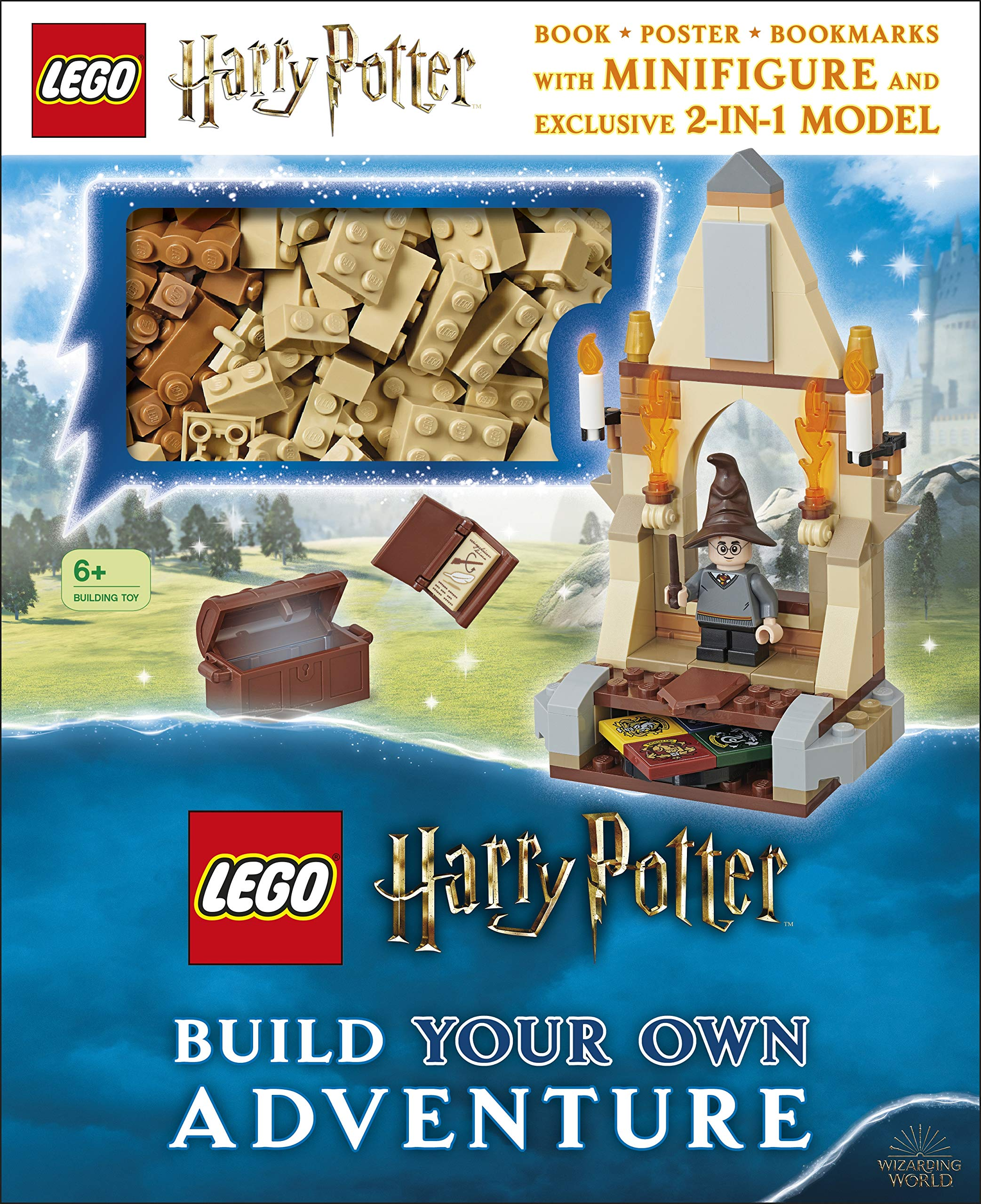 LEGO Harry Potter Build Your Own Adventure: With LEGO Harry ...