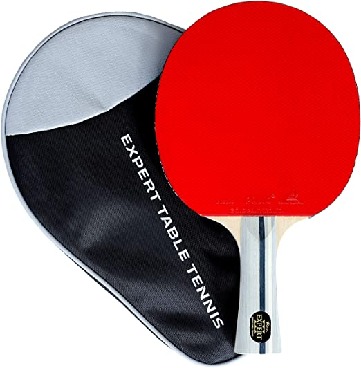 Palio Expert 3.0 Table Tennis Racket - Best Speed And Control Balance