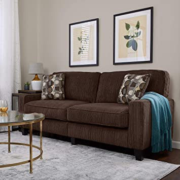 Awesome Serta Palisades Sofas 78 Brown Lamtechconsult Wood Chair Design Ideas Lamtechconsultcom