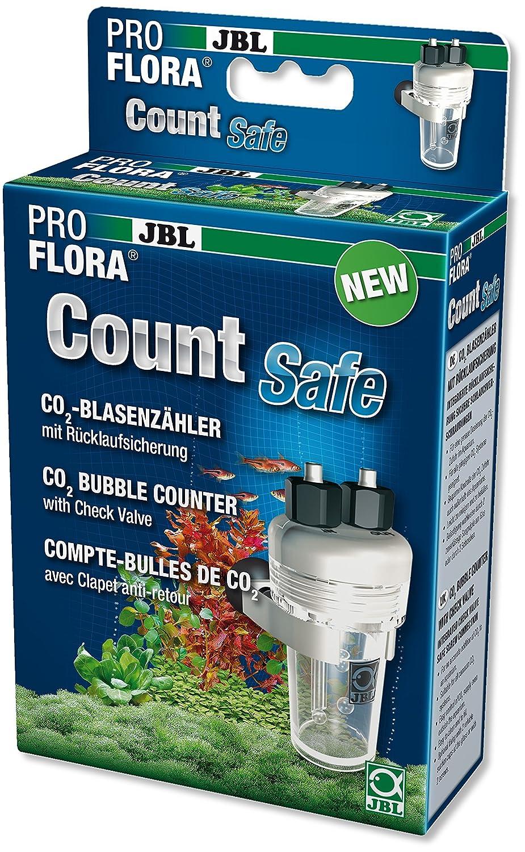 JBL ProFlora Count Safe 2compte-bulle Co ₂ para acuariofilia 6446900