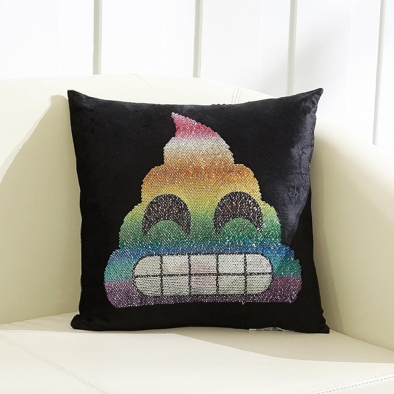 Emoji Pals Emoji Pillow Thunderbolt