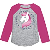 Jumping Beans Girls 4-12 Stay Magical Unicorn Graphic Tee