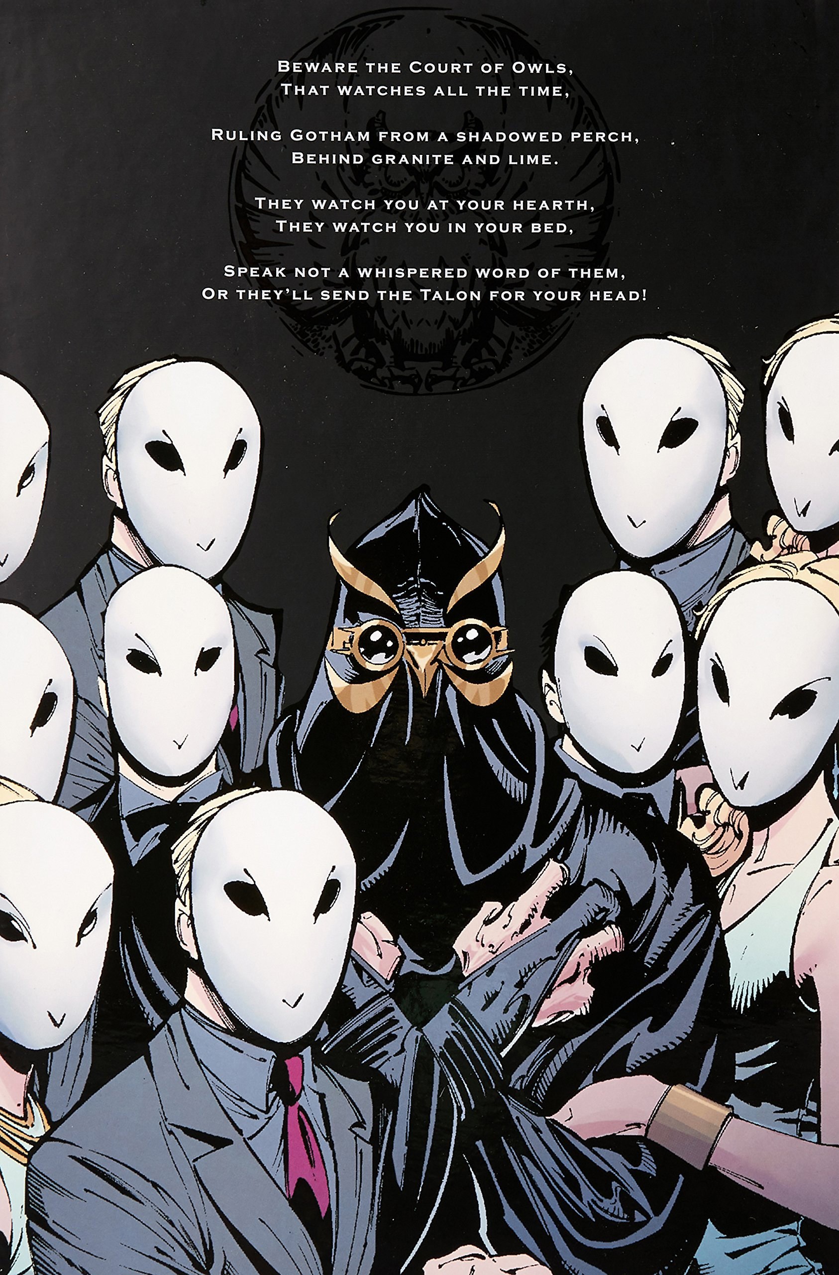 Absolute Batman The Court Of Owls 0001401259103 Snyder Scott Capullo Greg Books