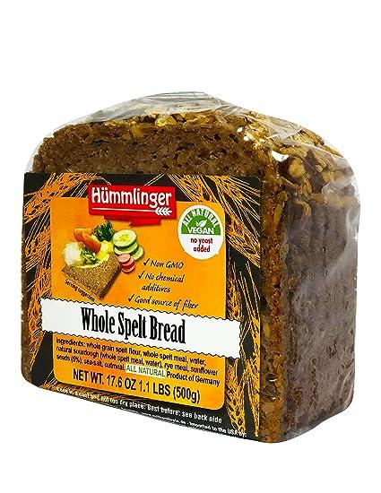Hummlinger – Pan de peltre sin yeste, libre de OMG, 6 ...