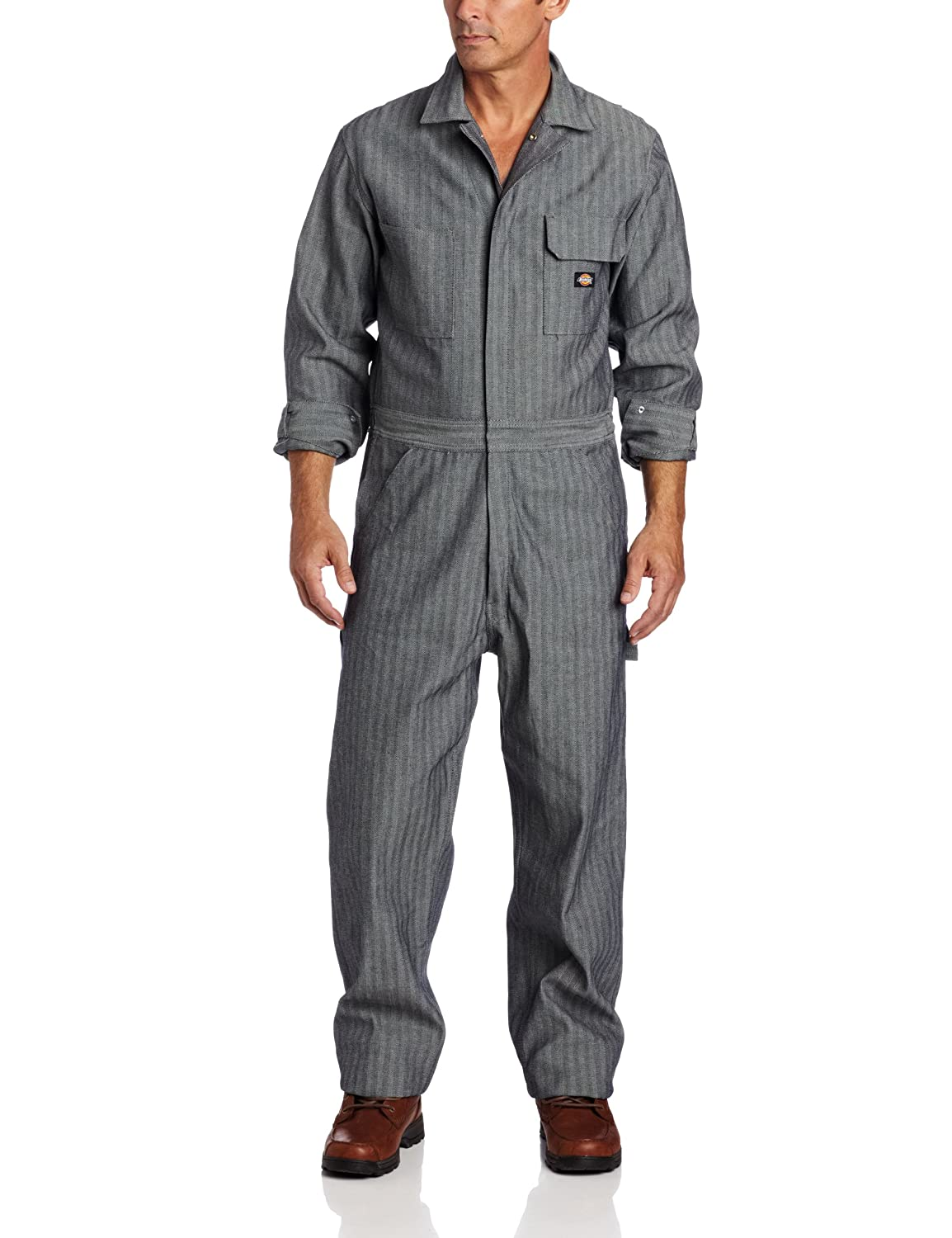 Dickies Men's Long Sleeve Cotton Coverall Dickies Men's Sportswear 48977