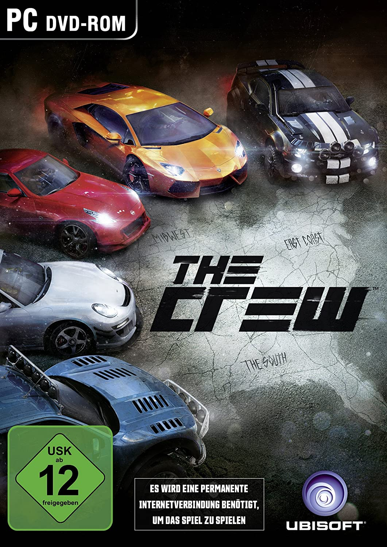 The Crew PC amazon