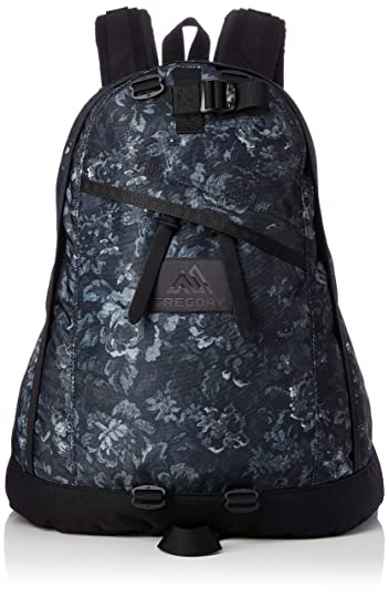 Day Pack: Black Tapestry