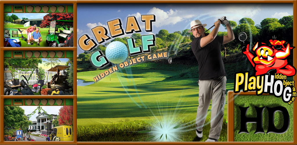 Great Golf Hidden Object Download product image