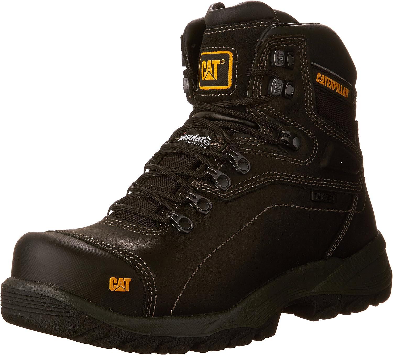 Adtec Unisex-Adult 9224 9 Packer Tan Work Boot
