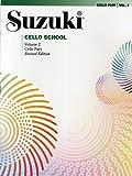 Suzuki Cello School, Volume 2: Cello Part: 002