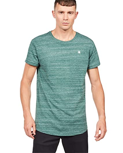 G-Star Starkon R T S/s Camiseta, Verde (Green Loden), XX-Large ...
