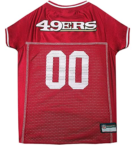 promo code 835e8 e31ec NFL PET JERSEY. Football Licensed Dog Jersey. 32 NFL Teams Available in 7  Sizes. Football Jersey. - Sports Mesh Jersey. Dog Outfit Shirt Apparel