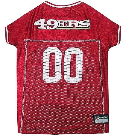 Amazon.com   NFL SAN FRANCISCO 49ERS DOG Jersey d4fd45fa6