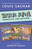 Wayside School Complete Collection: Sideways Stories from Wayside School, Wayside School Is Falling Down, Wayside School Gets a Little Stranger