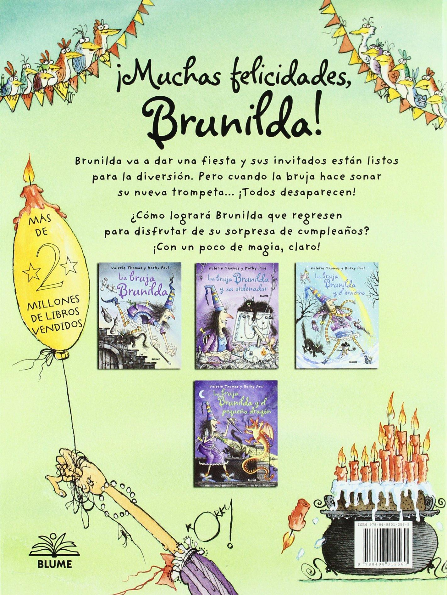BRUNILDA ¡MUCHAS FELICIDADES!: V. THOMAS / K. PAUL ...