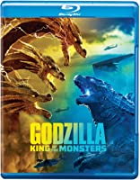 Godzilla: King of the Monsters (Blu-ray + DVD + Digital Combo Pack) (BD)