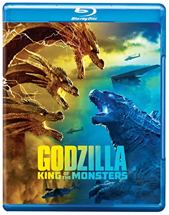 Amazon com: Godzilla: King of the Monsters (Blu-ray + DVD +