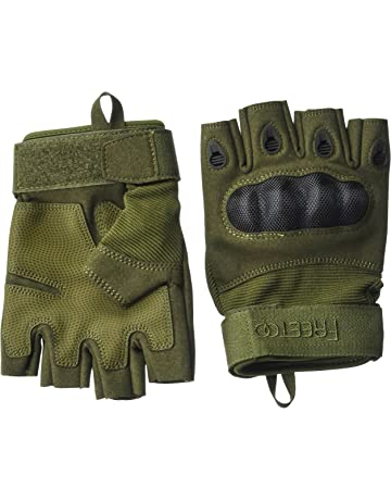 e1b96d15361214 [Sport Handschuhe] FREETOO taktische Handschuhe Motorrad Handschuhe Herren  Vollfinger Handschuhe mit gepolstertem Rückenseite geeignet
