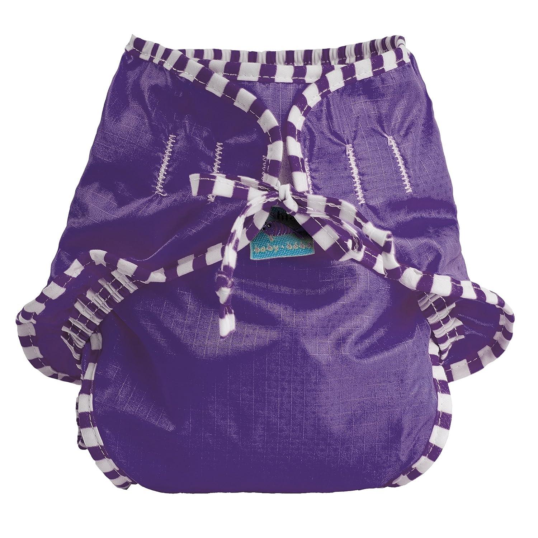 Kushies Baby Unisex Swim Diaper Small,Goldfish Print,Small,