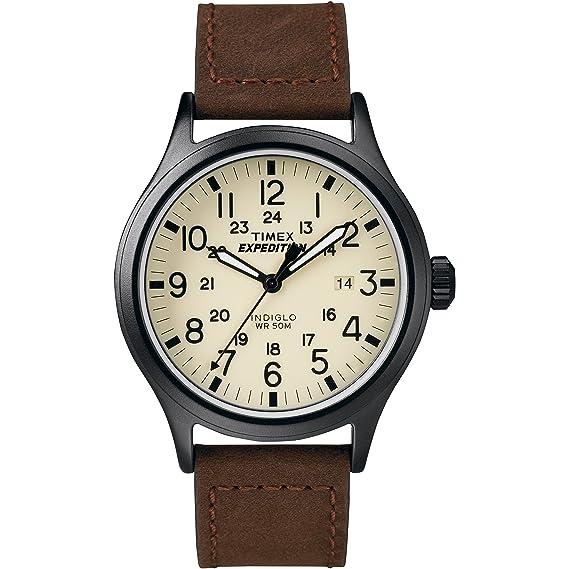 fábrica auténtica cd2a0 14ff1 Timex Expedition - Reloj de Cuarzo para Hombre