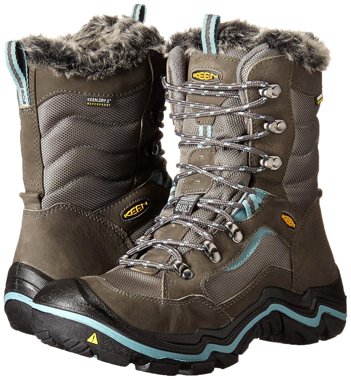 Amazon.com: KEEN Durand Polar - Botas de invierno para mujer ...