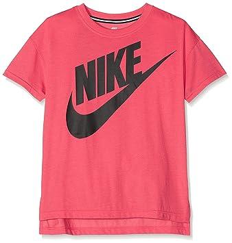 b0afb48c8b5 Nike Niños Señal GFX Entrenamiento Camiseta  Amazon.es  Deportes y aire  libre
