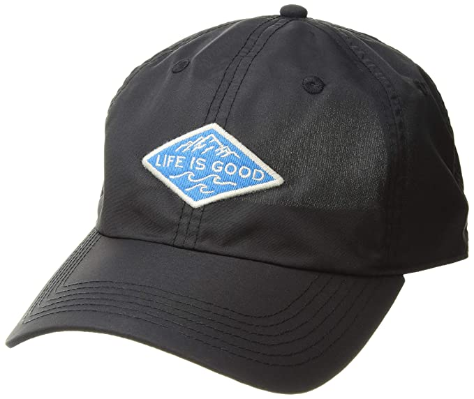 3c8257ca3c9 Amazon.com  Life is Good Unisex Get Out Cap Surf  N Turf Patch ...