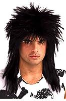 Forum Novelties Men's 80's Rock Star Wig