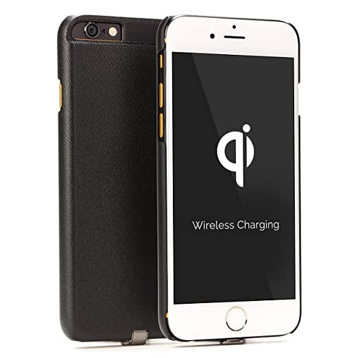 11 opinioni per URCOVER® Back Case Cover Wireless Qi | Custodia Induttiva Apple iPhone 6 / 6S |
