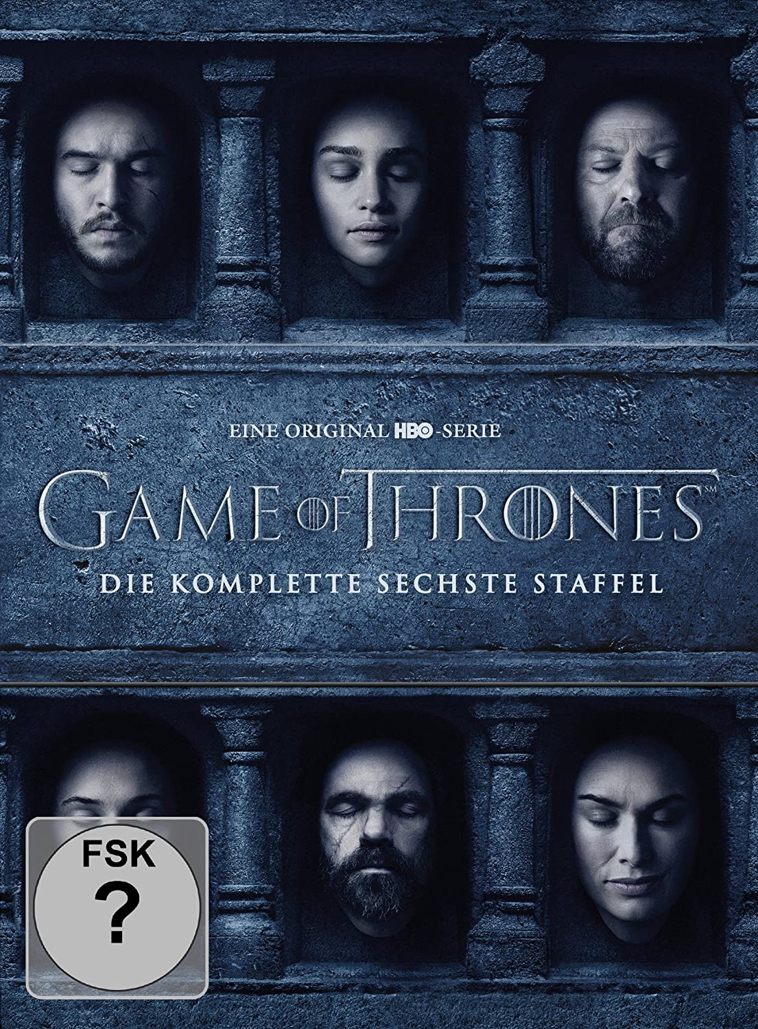 Game of Thrones: S. 6 Steelbook