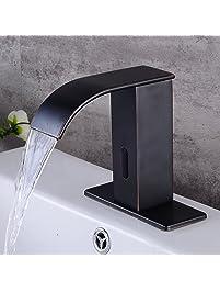 Touchless Bathroom Faucets Amazon Com