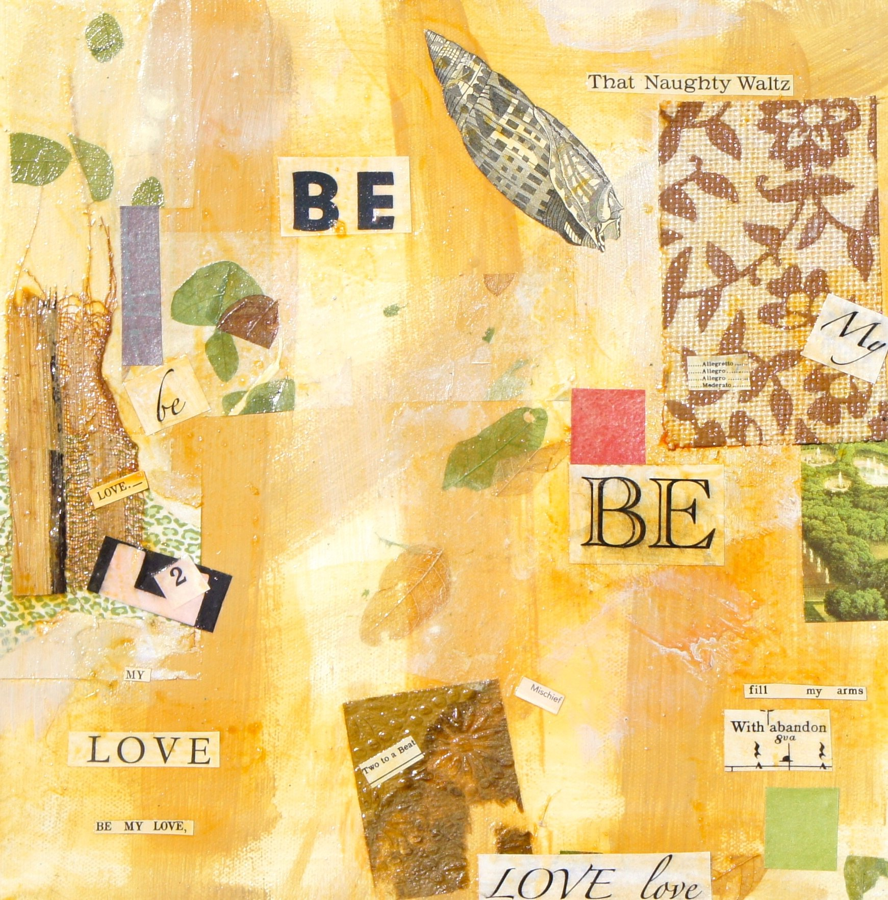 Be My Love,1