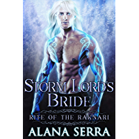 Storm Lord's Bride (Rite of the Raknari Book 1) (English Edition)