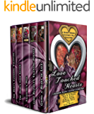 Love Touched Hearts: A Regency Romance Valentine's Day Collection (Regency Romance Collections Book 2)