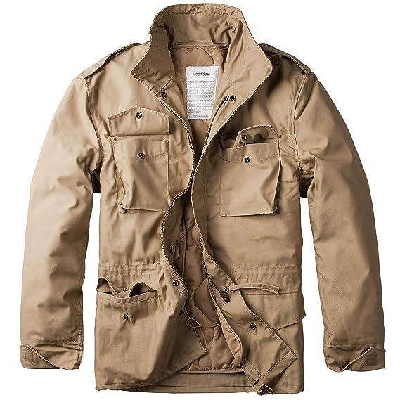1b928320fa1 Trooper M65 Field jacket S - 5XL  Amazon.co.uk  Clothing