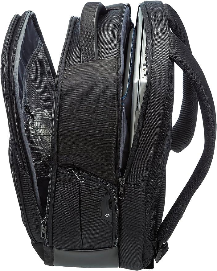 Samsonite - Vectura - Mochila para Laptop 45 cm, 27 L, Negro ...