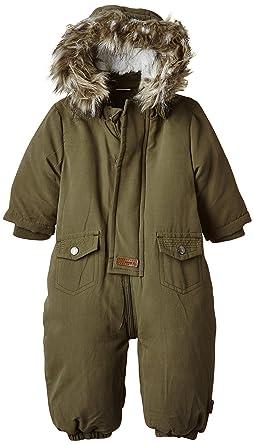 NAME IT Nitmaiko NB Wholesuit Wdh W Fur 415 - Traje para la ...