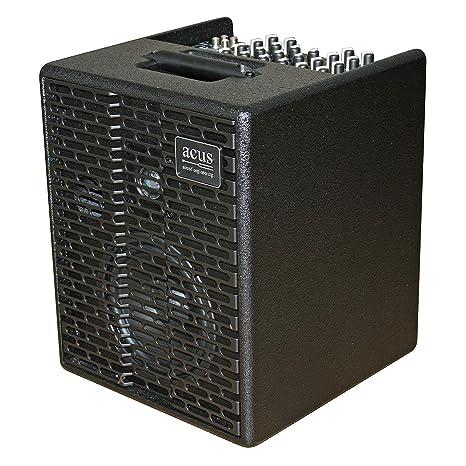 Acus One 6T Black · Amplificador guitarra acústica: Amazon.es ...